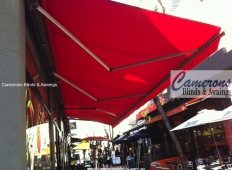 "Commercial Folding Arm Awning ""Turnils Ibiza"" 