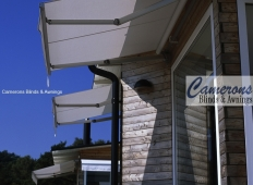 """Turnils Ibiza"" Folding Arm Awnings"