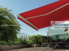 """Stobag Jumbo"" Folding Arm Awning"