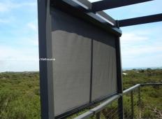 Ziptrak® Mesh PVC Blind - Balcony
