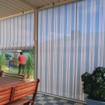 Rope & Pulley Alftresco Blinds