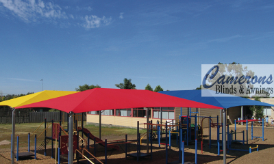 Shade Structures School Playground
