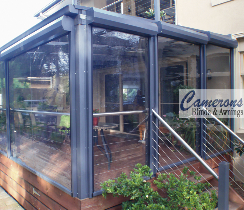 Camerons Blinds Amp Awnings Ziptrak Alfresco Blinds